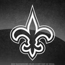"New Orleans Saints NFL Vinyl Decal Sticker - 4"" and Larger - 30+ Color Options"