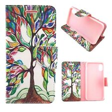 iPhone 5 6 6S 7 8 Plus X XS MAX XR Luxury Flip Wallet Cover Case with Card Slots