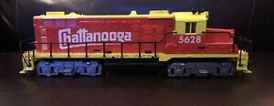 Vintage Tyco Chattanooga 5628 Diesel Locomotive HO Scale Railroad Untested