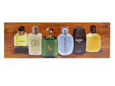 Collection Homme: Armani, Acqua di Gio, Polo, Lanvin, Drakkar Noir, Minotaure