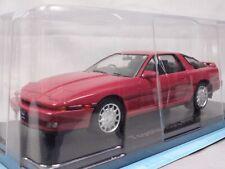 Toyota Supra A70 1986 Red 1/24 Big Scale Box Mini Car Display Diecast