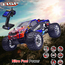 HSP 94188 4WD 1/10 off-road Monster Truck Nitro Fuel Gas Powered RTR RC Car AB#