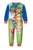 Boys Paw Patrol All in One Sleep Suit Pyjamas Age 18-24 Months