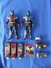 KAMEN RIDER KIVA LOT OF FIGURES & KEYS MASKED RIDER BANDAI 2007