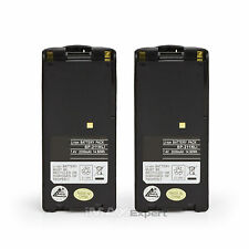 2 x BP-211N Battery for ICOM IC-A6 IC-A24 IC-V8 IC-V82 IC-F30GT/GS IC-F40GT/GS