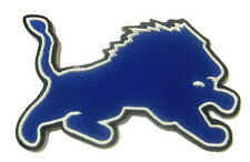 New NFL Detroit Lions Logo embroidered iron on patch. 3.5 x 2.5 inch (i30)