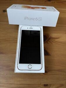 Apple iPhone 6s - 64 Go - Couleur Or Rose (Désimlocké) - Très Bon État !
