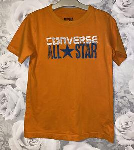 Boys Age 10-12 Years - Converse T Shirt