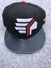 Syracuse Chiefs AC  new era 59FIFTY Fitted Cap Size 8 80's Logo Faux Leather