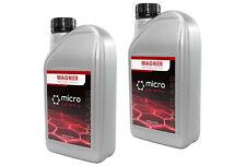 WAGNER SPEZIALSCHMIERSTOFFE Universal-Micro-Ceramic-Oil Öl-Zusatz 2 x 1 Liter