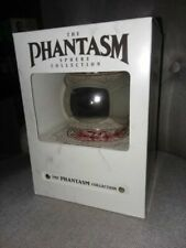 PHANTASM Sphere Movie Collection Limited Edition + Silver Ball Prop! NEW BLU RAY