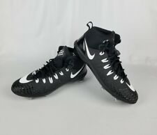 best website 05c1d 7685f Nike Hombre Fuerza Salvaje Pro D Botines De Fútbol Negro Blanco 902677-010!  Nueva