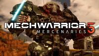 MechWarrior 5: Mercenaries PC Multilanguage [Account] Epic Game Launcher