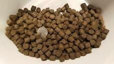 """New listing Sturgeon Food - 6lbs of 10mm(25/64"""") Xl large extruded sinking pellet / feed"""