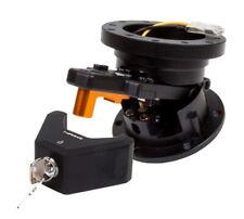 NRG Steering Wheel Quick Tilt System w/Lock - Black