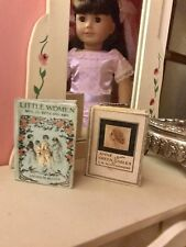 Doll Sized Little Women & Anne of Green Gables for American Girl Samantha