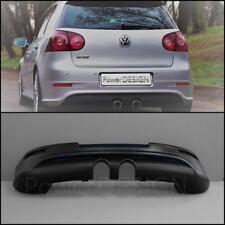 """Spoiler posteriore sotto paraurti per VW GOLF 5 ABS Plastica  """" R32 stile"""""""