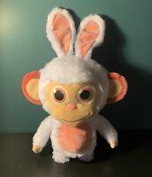 "Wonder Park  Bunny Monkey Plush Stuffed Animal 14"" Zombie Monkey in Bunny Suit"