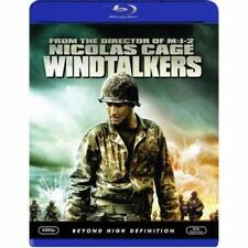 Windtalkers Blu-Ray On Blu-Ray With Nicolas Cage  Drama Very Good