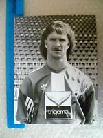 Press Photo- Unknown German football Player's Press Photo at VfL Bochum
