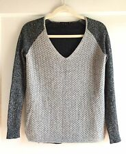 Theory 100% Cashmere Pullover Sweater Size XS-S