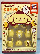 Sanrio Pom Pom Purin Figure Stacking Game Box Set - Art Box , h#7