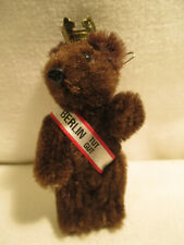 SCHUCO Teddy : Berlin Bär mit Krone