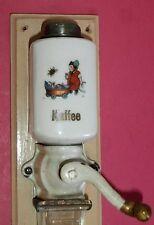 rare  joli moulin à café mural de poupée/ DINETTE decor enfant poussette  jouets