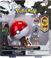 Black & White Series 3 Catcher Zoroark, Darmanitan & Scraggy Figure 3-Pack