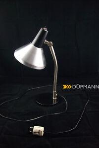 Große Hala Zeist Schreibtischlampe Vintage Büro Bauhaus Art Deco Design Atelier