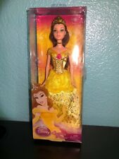 Disney Sparkling Princess Belle From Beauty And The Beast Doll