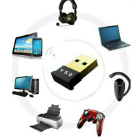 Small USB 2.0 Bluetooth 5.0 Adapter Dongle For Windows 7/8/10 / XP PC Computer