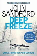 Deep Freeze by John Sandford  BRAND NEW BOOK