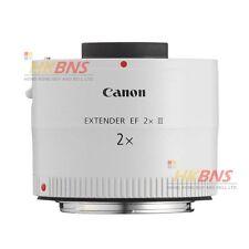 Canon Extender EF 2x III Teleconverter 2.0 x Mark 3 Tele-Converter ~ Brand NEW