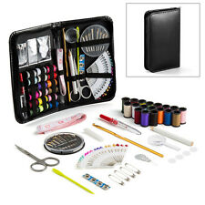 91Pcs Sewing Kit Portable Emergency Professional Sewing Set for Home Travel Kids