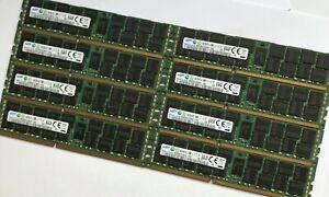 16GB Mémoire Modules 32GB Pour 128GB PC3- DDR3-1600MHz HP Z620 Z800 Z820 Lot