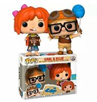Funko Pop! SDCC 2019 Up Carl & Ellie 2-pack Shared Exclusive