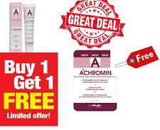 BUY 1 CREAM GET 1 FREE MASK  ACHROMIN Skin whitening face / body cream