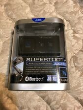 BlueAnt Supertooth Light Bluetooth Hands-Free Visor Speakerphone New In Box