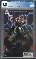 Venom #1 CGC 9.8 Stegman 2018 TRADE Variant COVER A