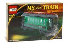 NEW Lego 9V Trains  -10015 Green Passenger Wagon SEALED Coach / Ships World Wide