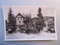 Ansichtskarte Affental Bühl  Weinort Gasthaus zum Auerhahn Eigent. Winkler