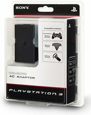 Sony Playstation 3 Official UK AC Adaptor Charging Unit NEW Boxed Adapter PS3