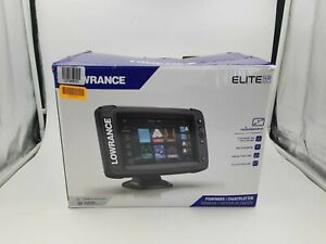 """Lowrance Elite-7 Ti2 7"""" Fish Finder/ Chartplotter with Active Imaging -MT0920"""