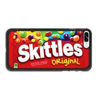Skittles Funny Case For iPhone X 8 7 6 5 5c SE 4 Galaxy S8 S7 S6 Edge Plus