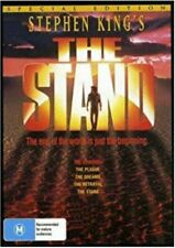 The Stand by Stephen King Special Edition Gary Sinise Molly Ringwald DVD R4 PAL