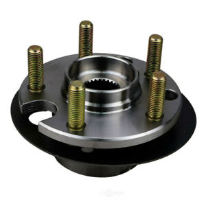 Wheel Bearing and Hub Assembly-FWD Front CRS Automotive Parts NT518502