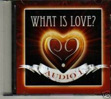 (830G) Audio 1, What Is Love - DJ CD