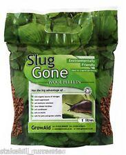 Slug Gone Wool Pellets 1 litre Organic Slug Control