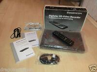 Sagemcom RCI88-320KDG, digitaler Kabelreceiver, DEFEKT, Power-LED blinkt rot